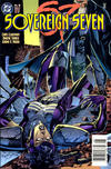 Cover Thumbnail for Sovereign Seven (1995 series) #2 [Newsstand Edition]