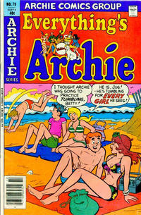 Cover Thumbnail for Everything's Archie (Archie, 1969 series) #79