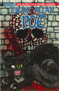 Cover Thumbnail for Edgar Allan Poe: The Black Cat and Other Stories (Malibu, 1989 series) #1