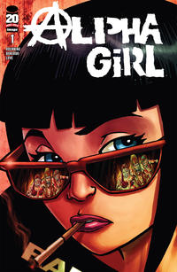 Cover for Alpha Girl (2012 series) #1