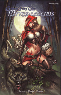 Cover Thumbnail for Grimm Fairy Tales Myths & Legends (Zenescope Entertainment, 2011 series) #1