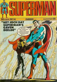 Cover Thumbnail for Superman Classics (Classics/Williams, 1971 series) #28