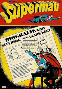 Cover Thumbnail for Superman Classics (Classics/Williams, 1971 series) #52