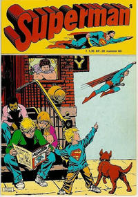 Cover Thumbnail for Superman Classics (Classics/Williams, 1971 series) #60