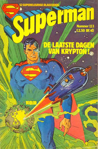 Cover Thumbnail for Superman Classics (Classics/Williams, 1971 series) #113