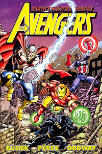 Cover Thumbnail for Avengers Assemble (Marvel, 2004 series) #2