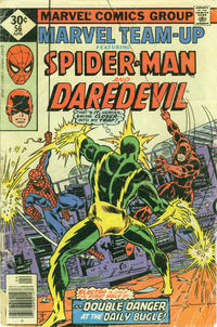 Cover Thumbnail for Marvel Team-Up (Marvel, 1972 series) #56 [Whitman Edition]