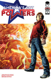 Cover Thumbnail for America's Got Powers (Image, 2012 series) #1