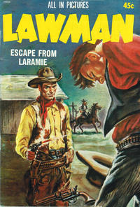 Cover Thumbnail for Lawman (Magazine Management, 1979 series) #39006