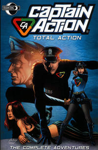 Cover Thumbnail for Captain Action Omnibus (Moonstone, 2012 series) #[nn]