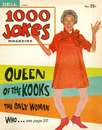 Cover Thumbnail for 1000 Jokes (Dell, 1939 series) #125