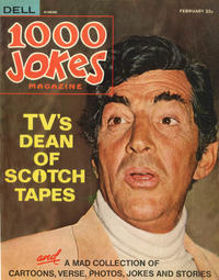 Cover for 1000 Jokes (Dell, 1939 series) #124