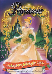 Cover Thumbnail for Disney Prinsesser julekalender (Egmont Serieforlaget, 2002 series) #2006