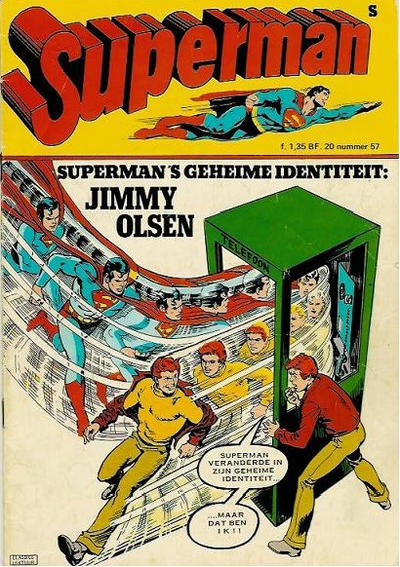 Cover for Superman Classics (Classics/Williams, 1971 series) #57
