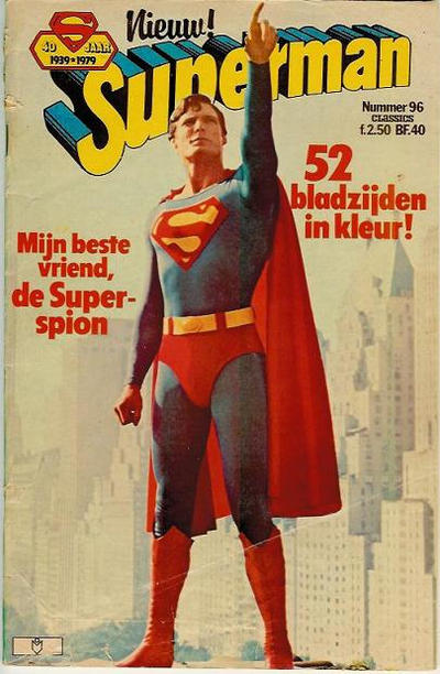Cover for Superman Classics (1971 series) #96