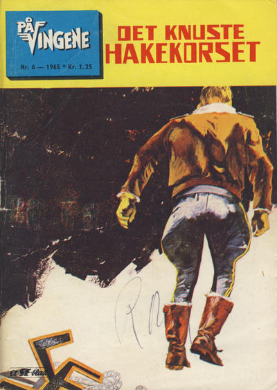 Cover for På Vingene (1963 series) #6/1965