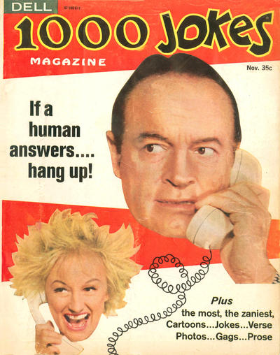 Cover for 1000 Jokes (1938 series) #119
