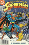 Cover for Adventures of Superman (DC, 1987 series) #429 [canadian price]
