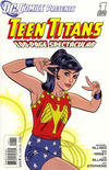 Cover for DC Comics Presents: The Teen Titans (DC, 2011 series) #1