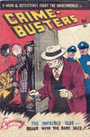 Cover for Crime-Busters (Horwitz, 1950 ? series) #6