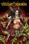 Cover Thumbnail for War Goddess (2011 series) #6 [Gore Variant Cover by Matt Martin]