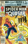 Cover Thumbnail for Marvel Team-Up (1972 series) #113 [Newsstand Edition]
