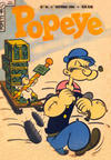 Cover for Popeye (Editora Brasil-América [EBAL], 1953 series) #44