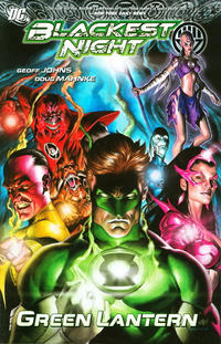 Cover for Blackest Night: Green Lantern (2011 series) #[nn]