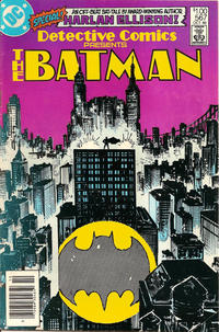 Cover Thumbnail for Detective Comics (DC, 1937 series) #567 [canadian price]