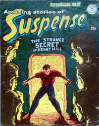 Cover Thumbnail for Amazing Stories of Suspense (Alan Class, 1963 series) #211