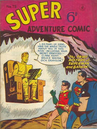 Cover Thumbnail for Super Adventure Comic (K. G. Murray, 1950 series) #73