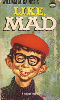 Cover Thumbnail for Like, Mad (New American Library, 1960 series) #T4904