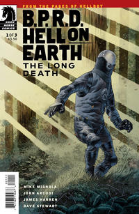 Cover Thumbnail for B.P.R.D. Hell on Earth: The Long Death (Dark Horse, 2012 series) #1 [87]