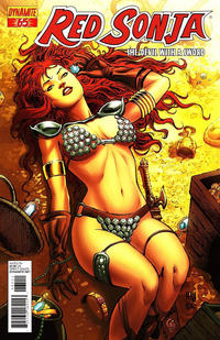 Cover Thumbnail for Red Sonja (Dynamite Entertainment, 2005 series) #65