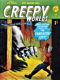 Cover Thumbnail for Creepy Worlds (Alan Class, 1962 series) #12