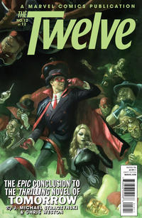 Cover Thumbnail for The Twelve (Marvel, 2008 series) #12