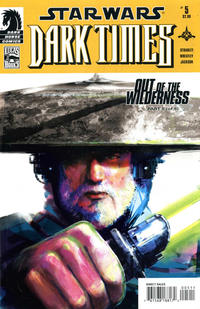 Cover Thumbnail for Star Wars: Dark Times - Out of the Wilderness (Dark Horse, 2011 series) #5