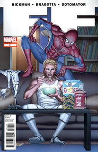 Cover Thumbnail for FF (Marvel, 2011 series) #17