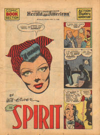 Cover Thumbnail for The Spirit (Register and Tribune Syndicate, 1940 series) #2/15/1942