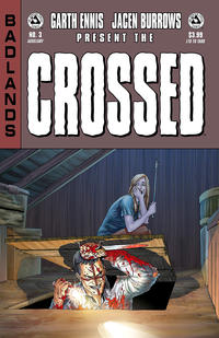 Cover Thumbnail for Crossed Badlands (Avatar Press, 2012 series) #3 [Auxiliary Cover - Jacen Burrows]