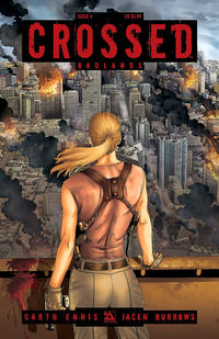 Cover Thumbnail for Crossed Badlands (Avatar Press, 2012 series) #4 [Regular Cover - Jacen Burrows]