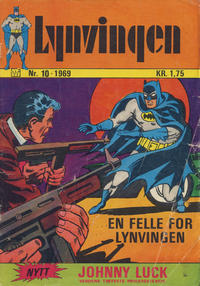 Cover Thumbnail for Lynvingen (Illustrerte Klassikere / Williams Forlag, 1969 series) #10/1969