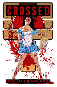 Cover Thumbnail for Crossed Badlands (Avatar Press, 2012 series) #4 [Philadelphia Variant Cover by Michael Dipascale]