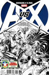 Cover Thumbnail for Avengers Vs. X-Men (2012 series) #2 [Diamond Retailer Summit Variant Cover by Jim Cheung]