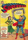 Cover for Superman (DC, 1939 series) #75 (74) [Mis-Numbered Cover Variant]