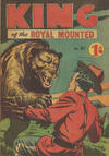 Cover for King of the Royal Mounted (Yaffa / Page, 1960 ? series) #21