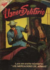 Cover for El Llanero Solitario (Editorial Novaro, 1953 series) #63