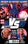 Cover for AVX Vs (Marvel, 2012 series) #1 [Variant Cover by Stuart Immonen]