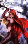 Cover for Grimm Fairy Tales Myths & Legends (Zenescope Entertainment, 2011 series) #16 [Cover A - Stjepan Sejic]