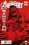 Cover Thumbnail for Avengers: X-Sanction (2012 series) #3 [2nd Printing]